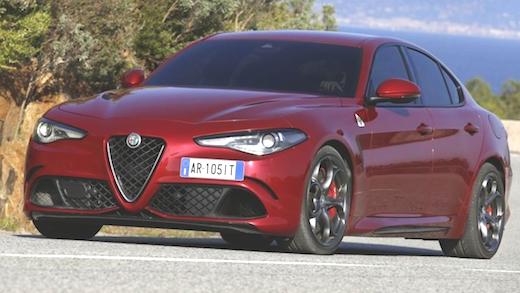 2019 Alfa Romeo Giulia Rumors