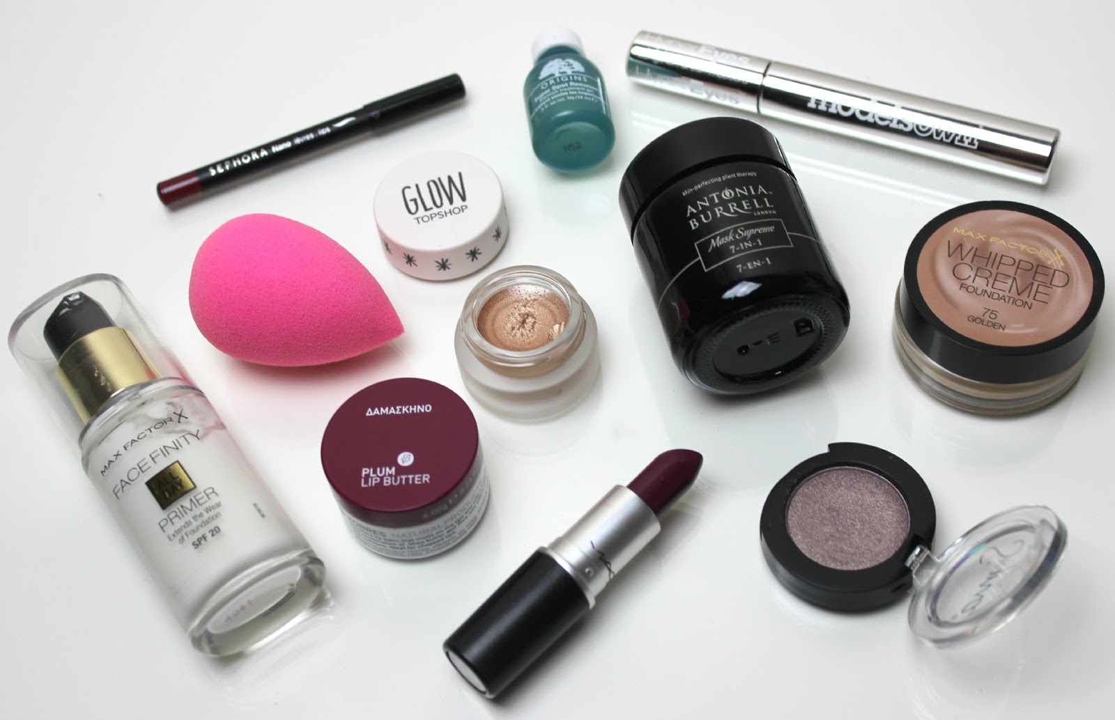 A picture of the best beauty products of February 2015