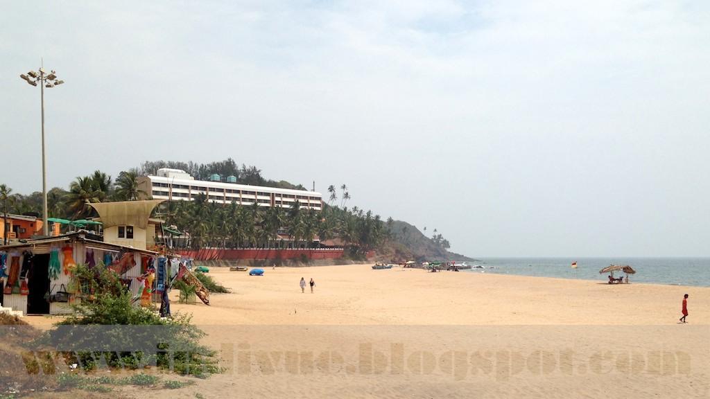 Bogmalo Beach, Goa, Intia