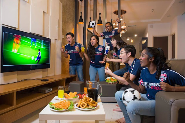 FIFA World Cup 2018 Football Fever With Pacific West