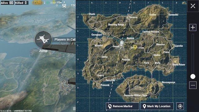 خرئط ببجي PUBG maps