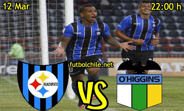 VER STREAM EN VIVO, ONLINE: Huachipato vs O'Higgins