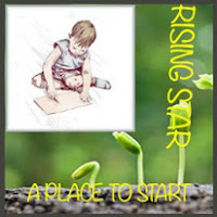 Rising Star October 2019 - Create Your Own Challenge.