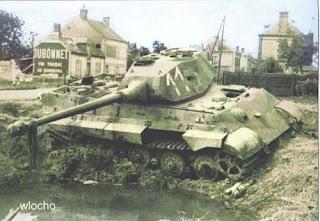 Panzer Lehr Tiger 2