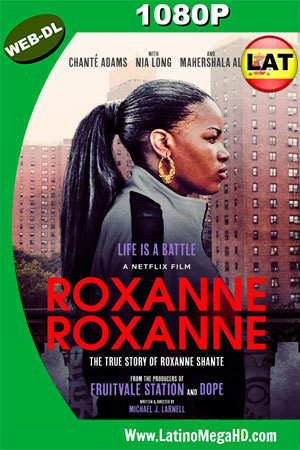 Roxanne Roxanne (2017) Latino HD WEB-DL 1080P ()