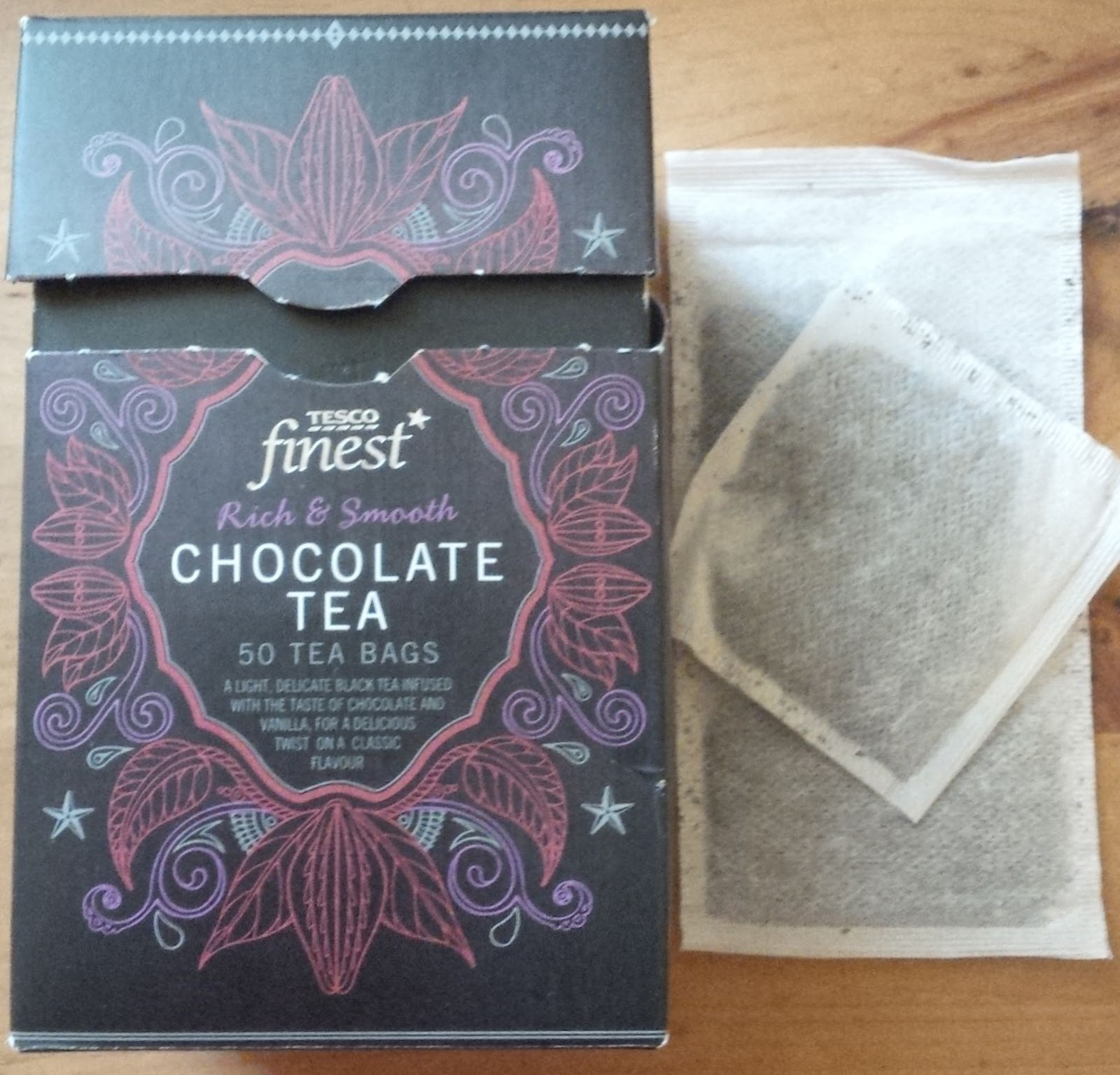 Smell The Tea And Coffee September 2015