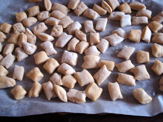 make gnocchi