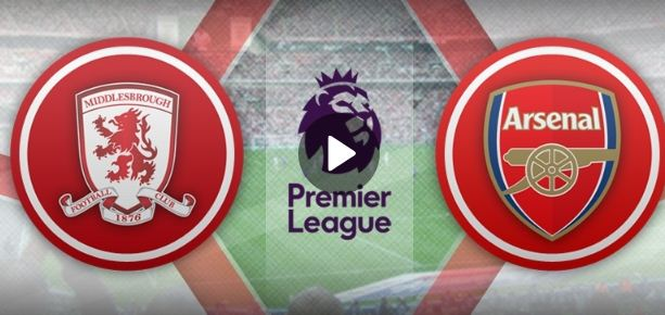 Download Video: Middlesbrough 1 – 2 Arsenal [Premier League] Highlights 2017