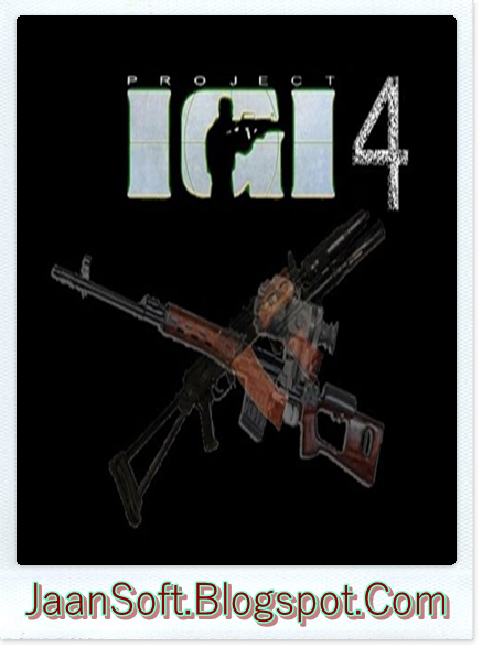 IGI 4 The Mark PC Game 2016 Full Version Free Download