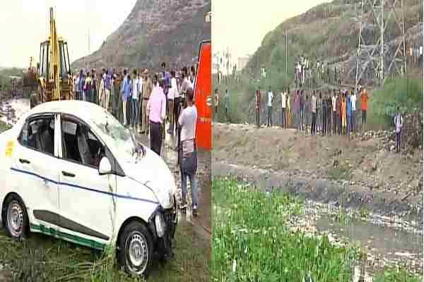 kejriwal-sarkar-ki-laparwahi-kondli-canal-garbage-dump-many-killed