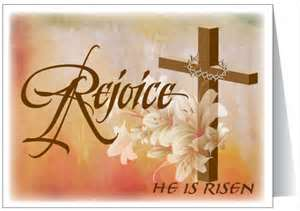 Easter - Rejoice Jesus is Risen
