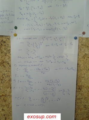 examen final thermodynamique 1 smpc s1 fsr rabat