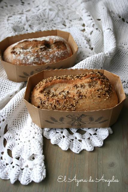 pan de escanda, pan de espelta