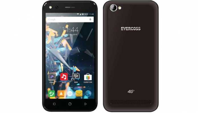 Evercoss Back Market 4G LTE Phones Passing Smartphone Winner Y3 Following The Duo Hp T3 And Elevate