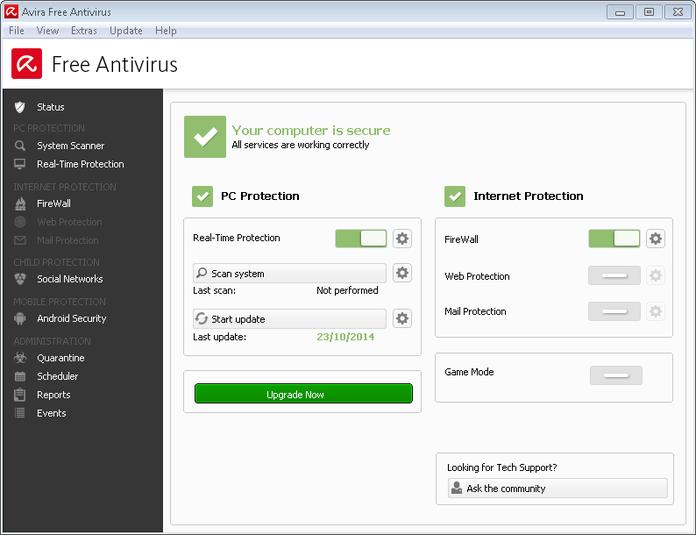 Kaspersky free antivirus 19. 0. 0. 1088 | software downloads | techworld.