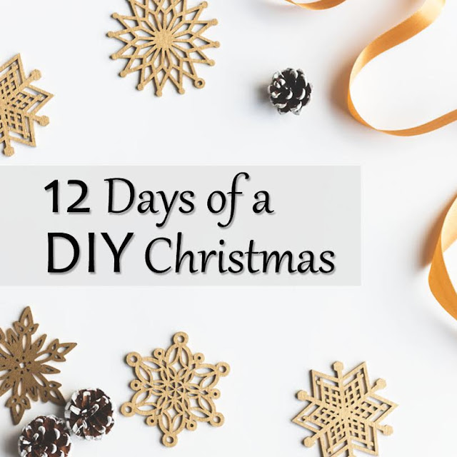12 Days of a DIY Christmas with DIY Plans that are perfect for Gifts, MyLove2Create