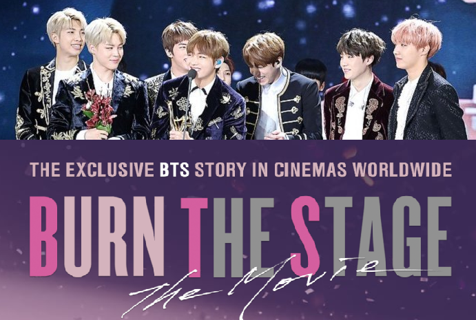 BTS 'Burn The Stage' Movie set to rule big screen, dates and