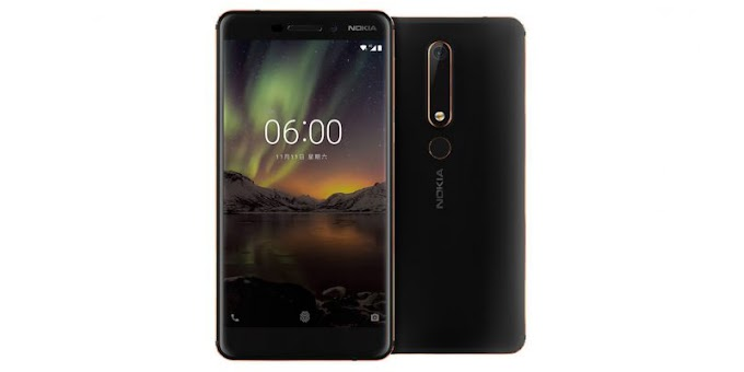Get the Nokia 6.1 (2018) for $229 on Amazon