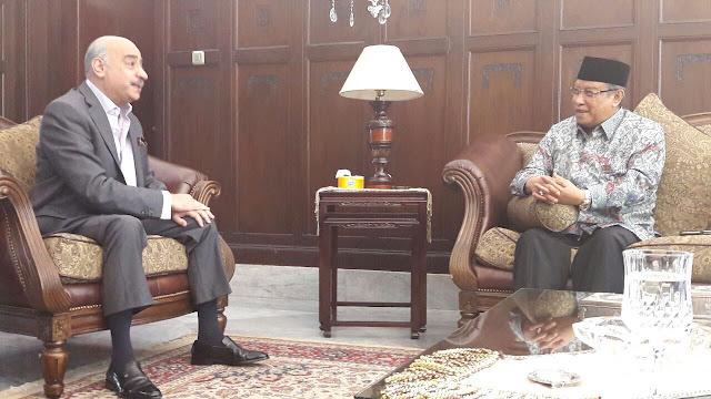KH Said Aqil: Al-Azhar Ingin Dengar Pengalaman NU Jaga Keragaman
