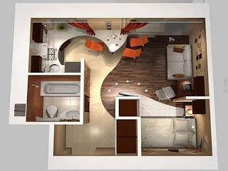 , jasa desain interior rumah minimalis, jasa desain rumah minimalis, harga jasa desain rumah