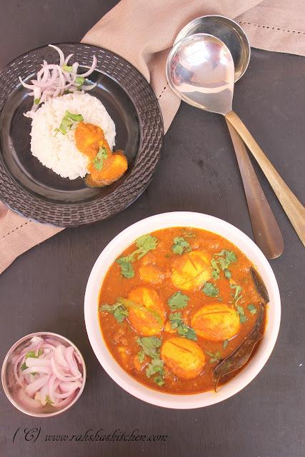 Bengali Egg Curry