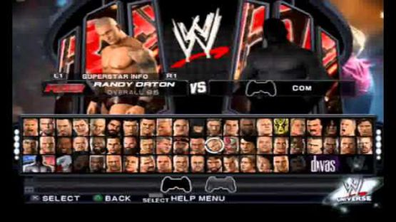 WWE Smackdown VS RAW 2011 screenshot 2
