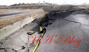 Breaking News: Residents Panic As Earth Tremor Hits Abuja's Highbrow Area, Maitama