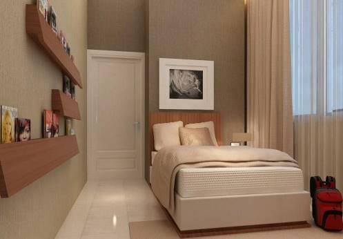 Cara Desain R Tidur Sempit Agar Terasa Nyaman