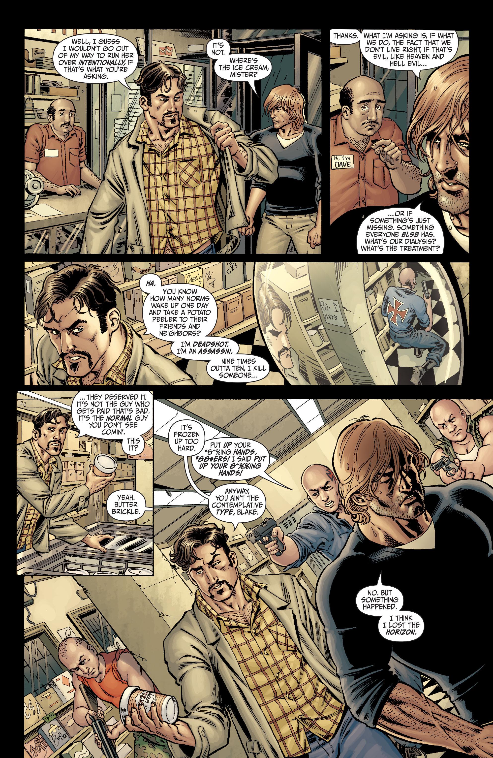 Read online Secret Six (2008) comic -  Issue #1 - 9