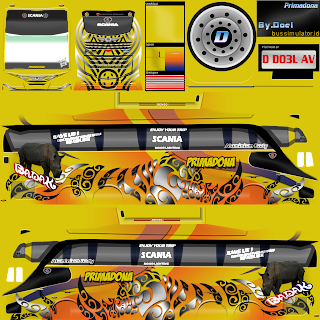 Livery Bus Simulator Indonesia New 5