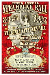 3rd Annual Victorian Steampunk Ball!