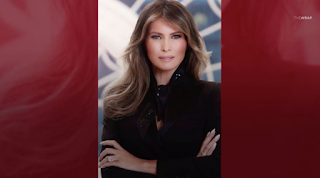 Designer Who Dressed Melania Trump For White House Portrait Tells Critics to 'Go To Hell'