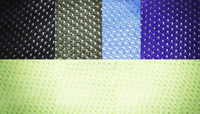 Áo Lưới Đồng Phục Các Màu Khác