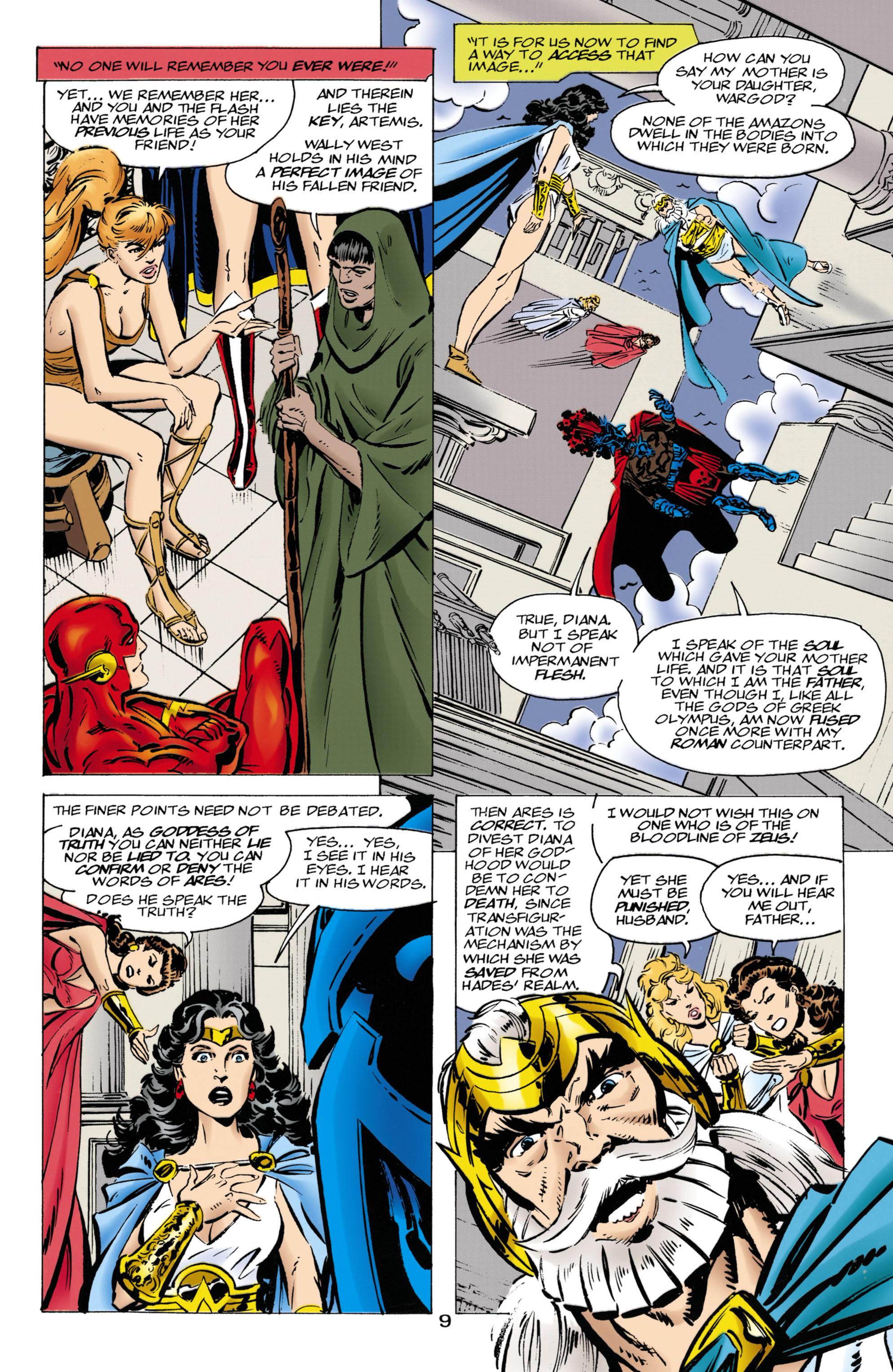Read online Wonder Woman (1987) comic -  Issue #136 - 10