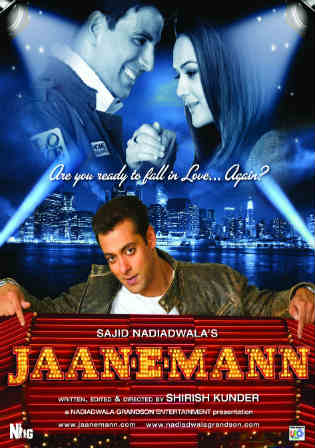 Jaan-E-Mann 2006 DVDRip.mkv 1GB 720p Download