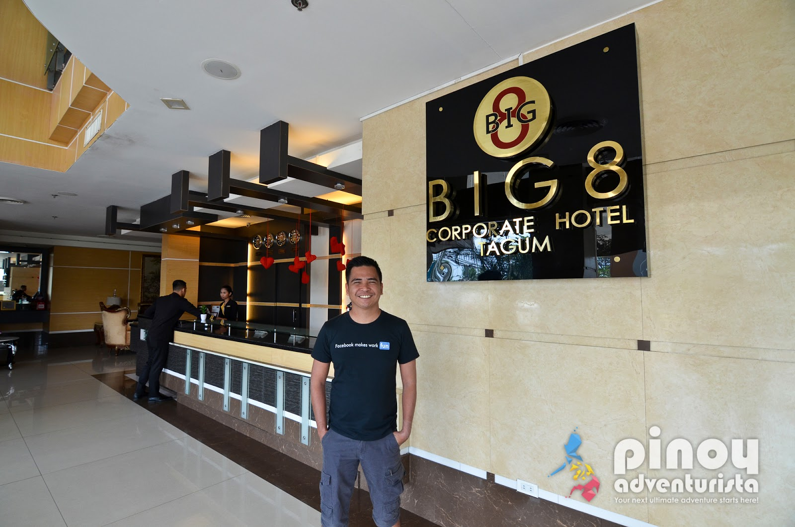 HOTEL REVIEW: Big 8 Corporate Hotel in Tagum City, Davao del Norte