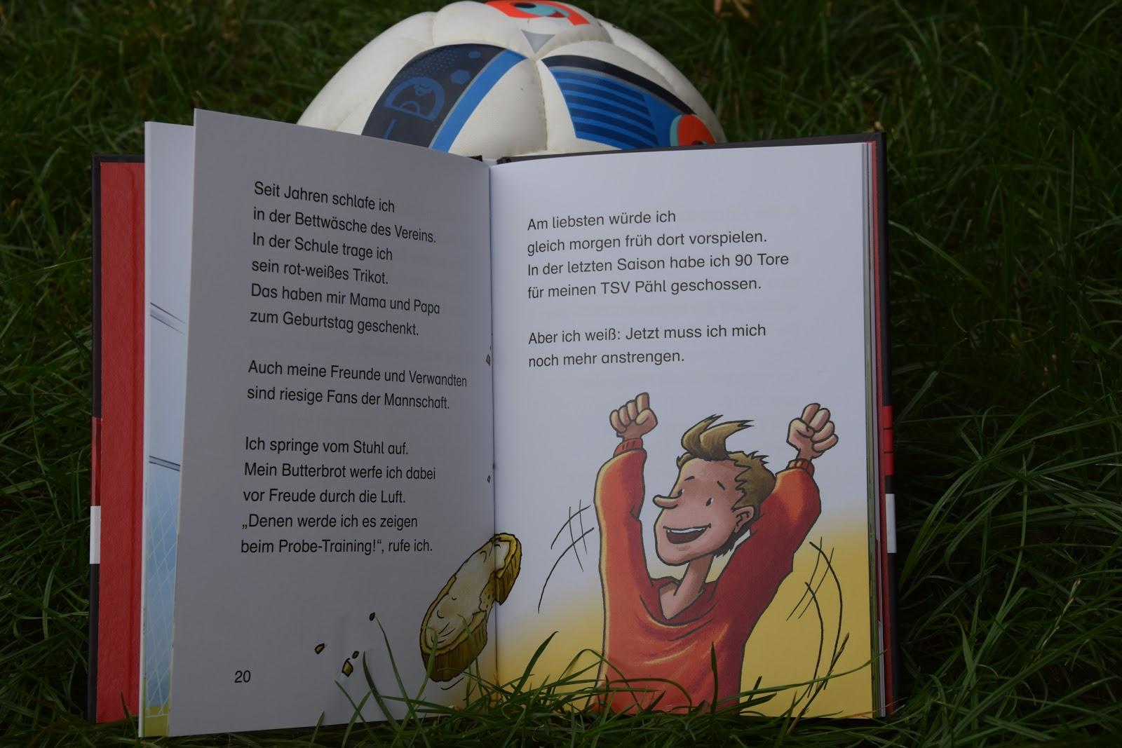 Familie und mehr : Die Geschichte deines Fußballhelden ...