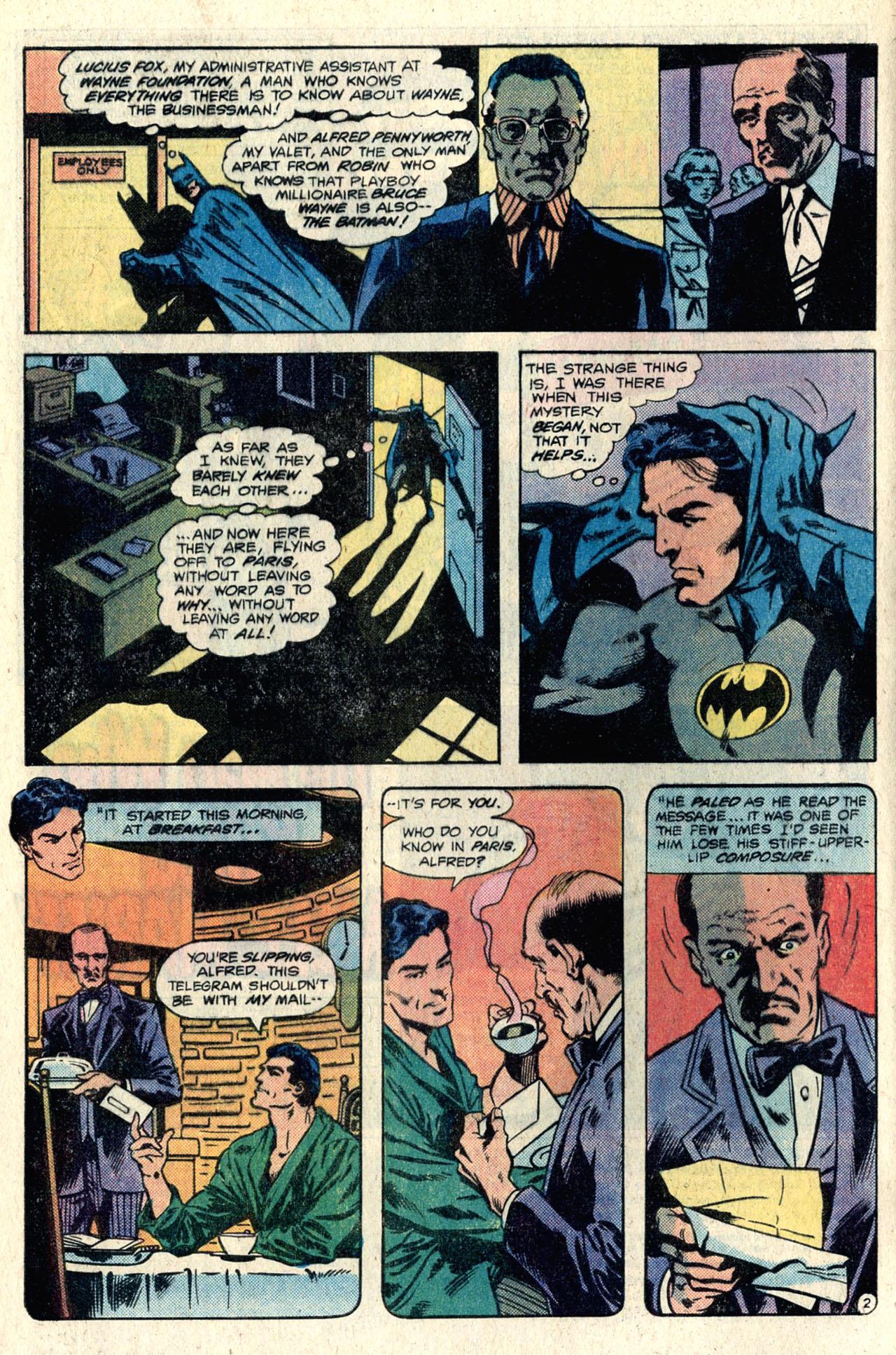 Detective Comics (1937) 501 Page 3