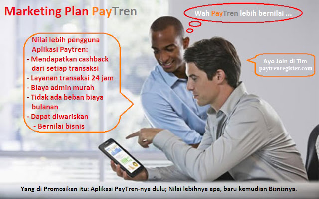 Apa itu Paytren dan bagaimana cara kerjanya