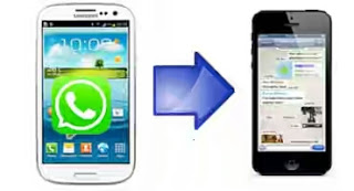 3 Methods To Move WhatsApp Messages From Android To iPhone