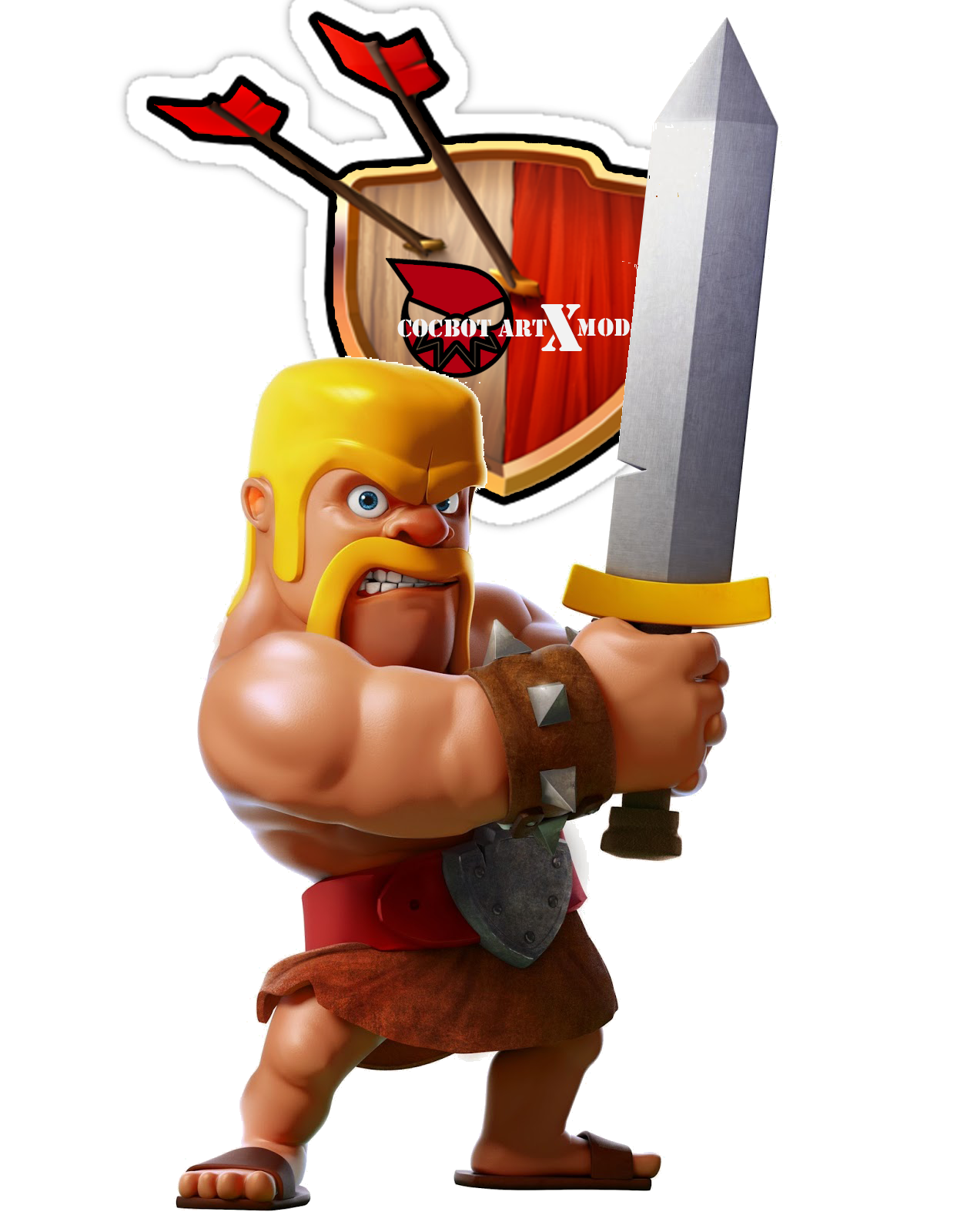 CLASH OF CLANS PICTURES PNG