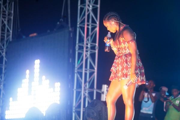 Tiwa Savage Gidi Fest