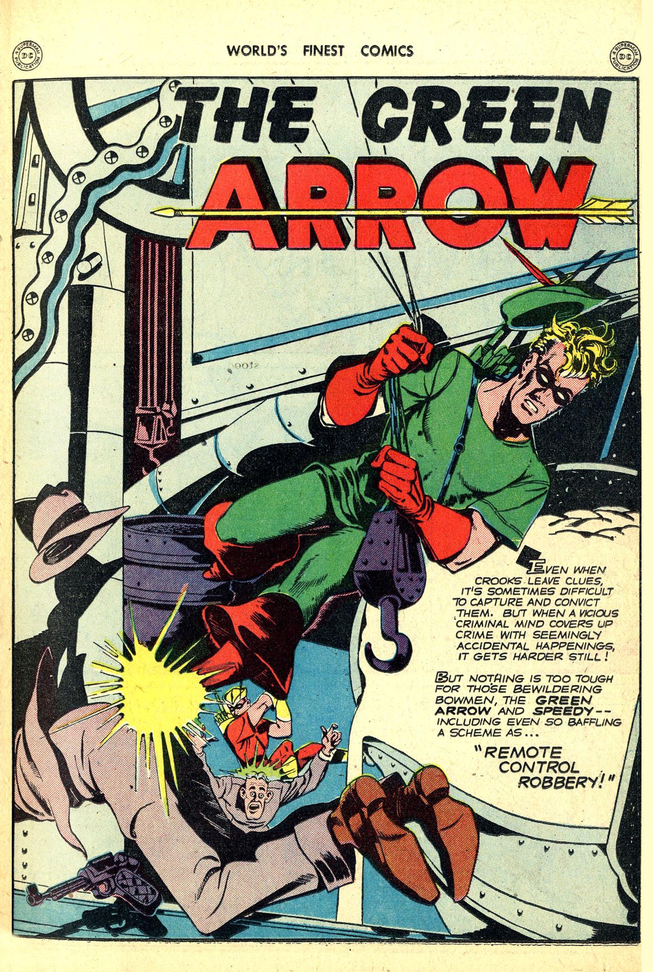 Read online World's Finest Comics comic -  Issue #18 - 49