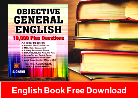 S Chand English Grammar Book Pdf
