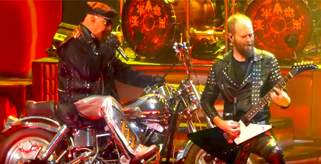 Judas Priest Colombia 2018