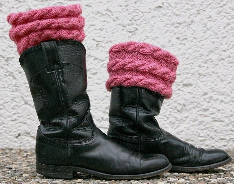 Ullis Blog Stiefelstulpen