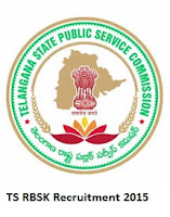 TSPSC ANM Recruitment 2015-16