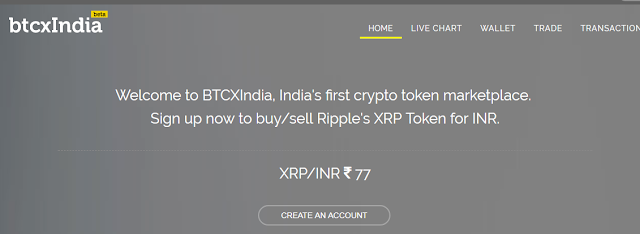 buy ripple in india btcxindia