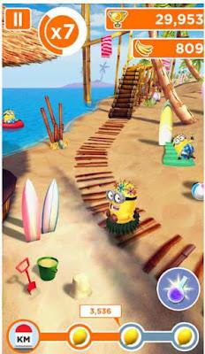 Minion Game
