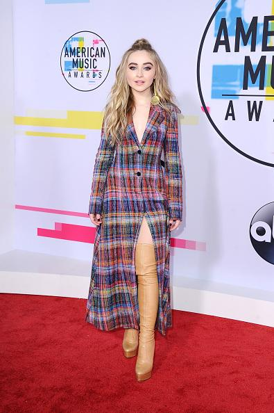 Sabrina Carpenter American Music Awards